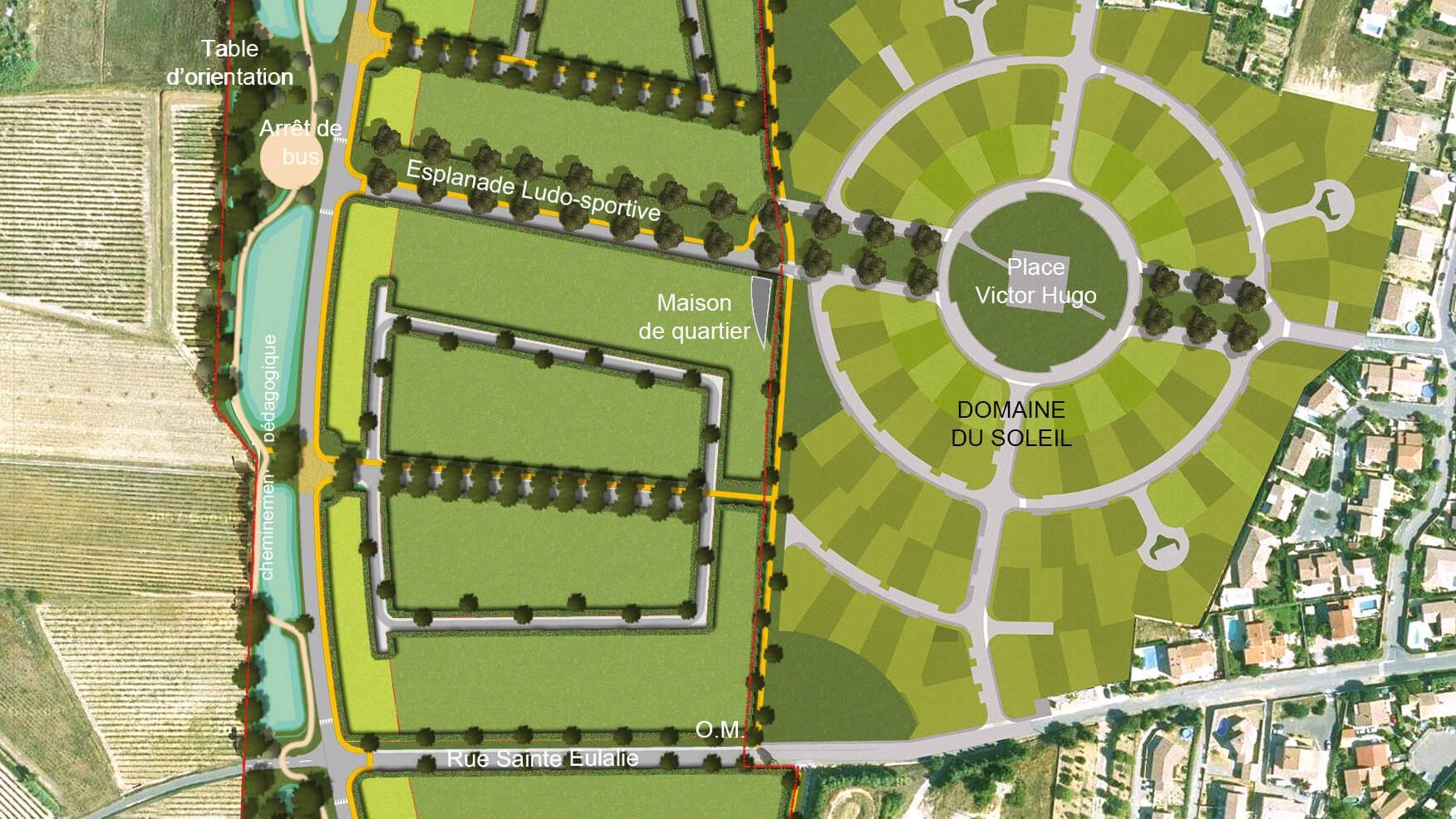BETU | Urbanisme à Béziers | Environnement