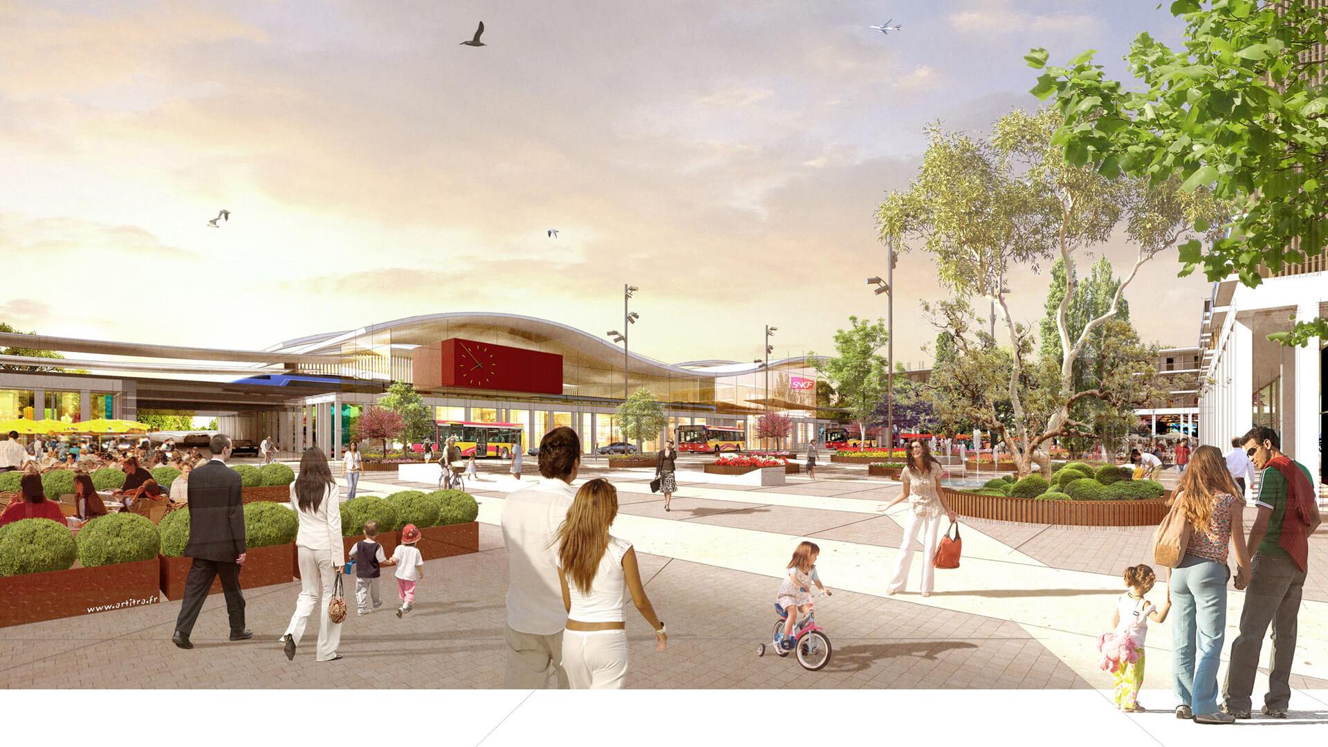 BETU | Urbanisme à Béziers | Shéma directeur